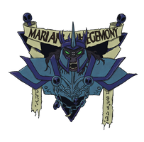 Marian Hegemony Ponyfied by WhatTheScoots