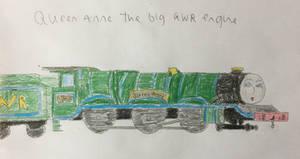 TandF OC: Queen Anne the Big GWR engine