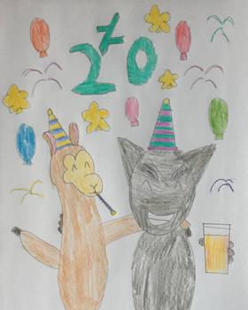 Happy 20th Birthday DeviantArt!