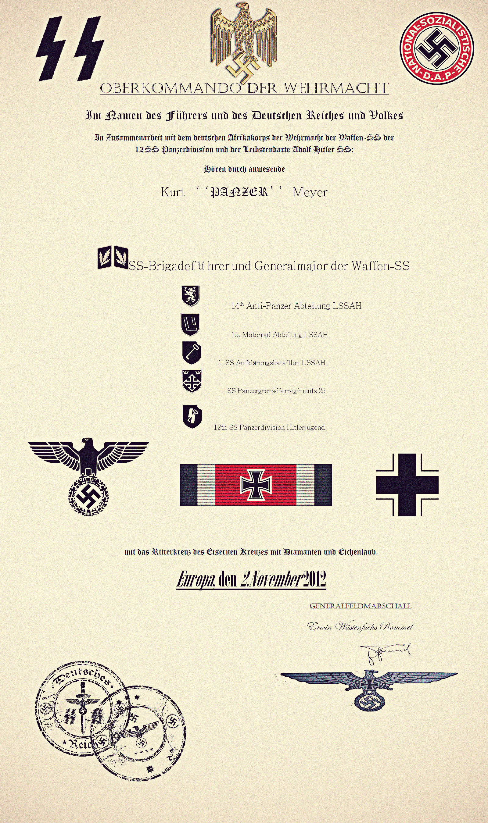 Community Policing Essays Hospital Compliance Officer Cover Letter German Wehrmacht Ss Iron Cross Paper By Dak Rommel Dknv Community Policing Essays