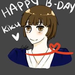 Happy Birthday Japan