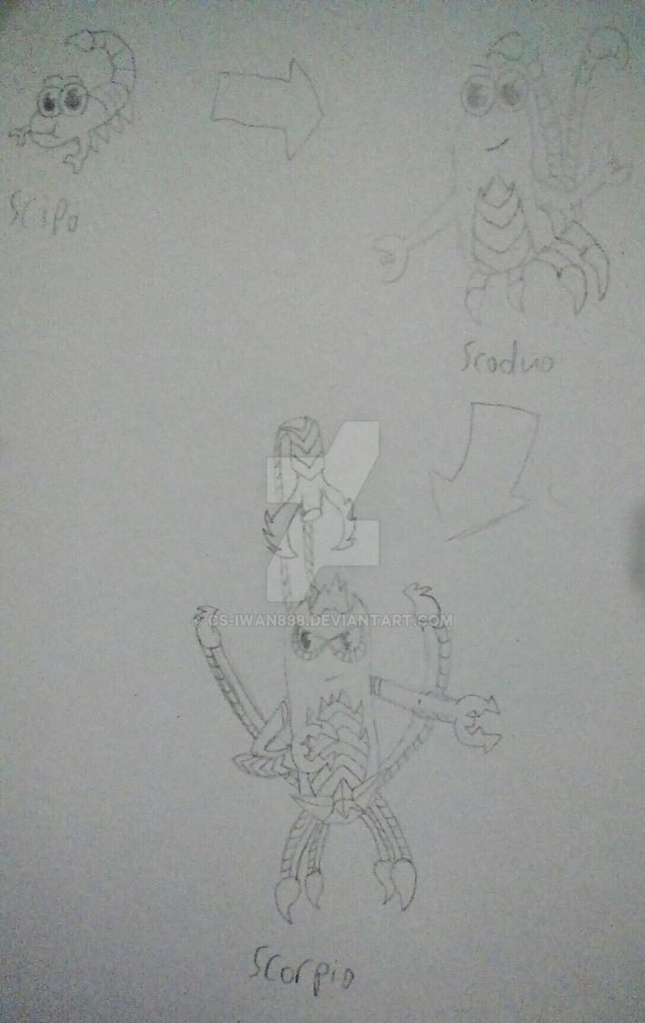 Line Art Photo Cs : Scipo evolution line concept art by cs iwan on deviantart