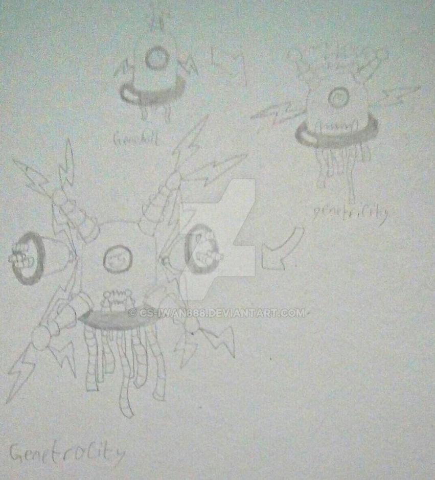 Line Art Photo Cs : Genebolt evolution line concept art by cs iwan on