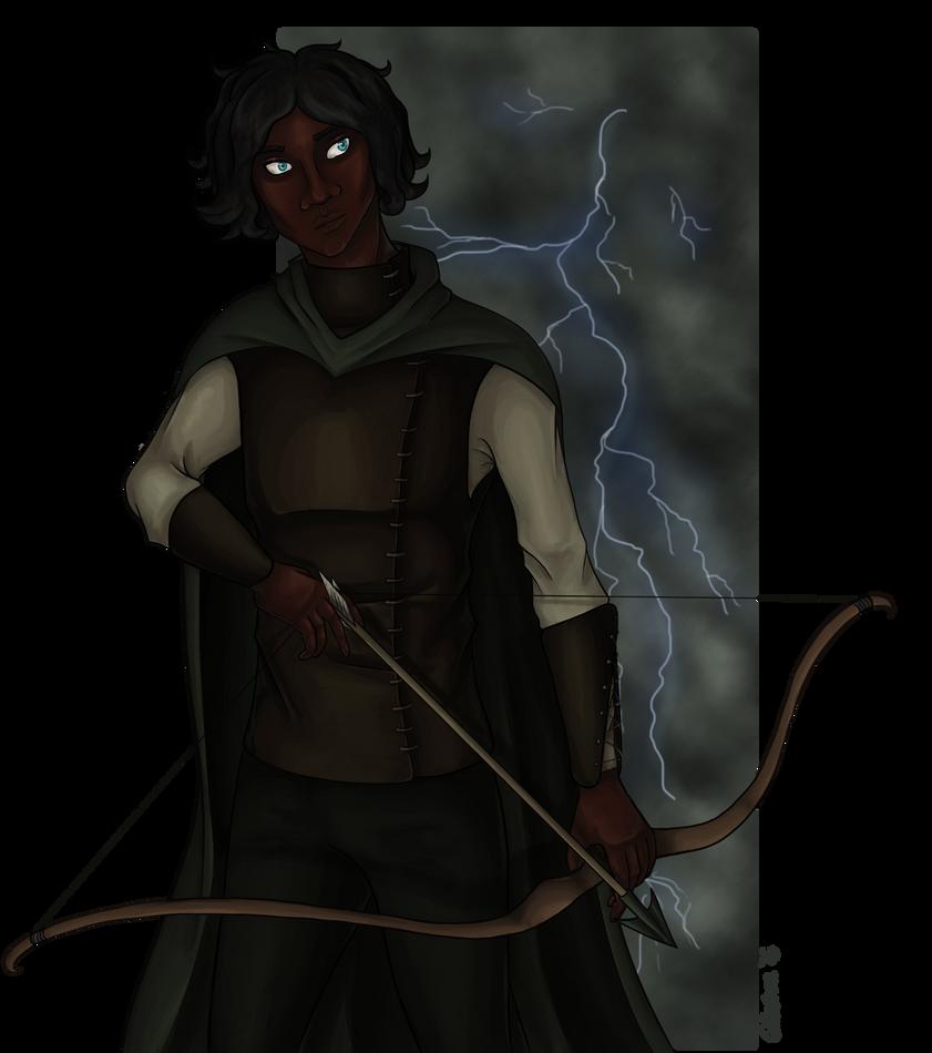 Alchide of Lightning by Gikairan