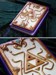 Princess Zelda Themed Journal