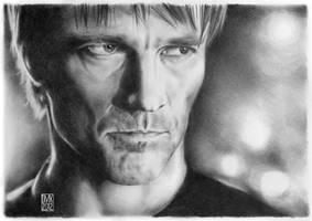 Stephen Moyer portrait 2 by dmkozicka