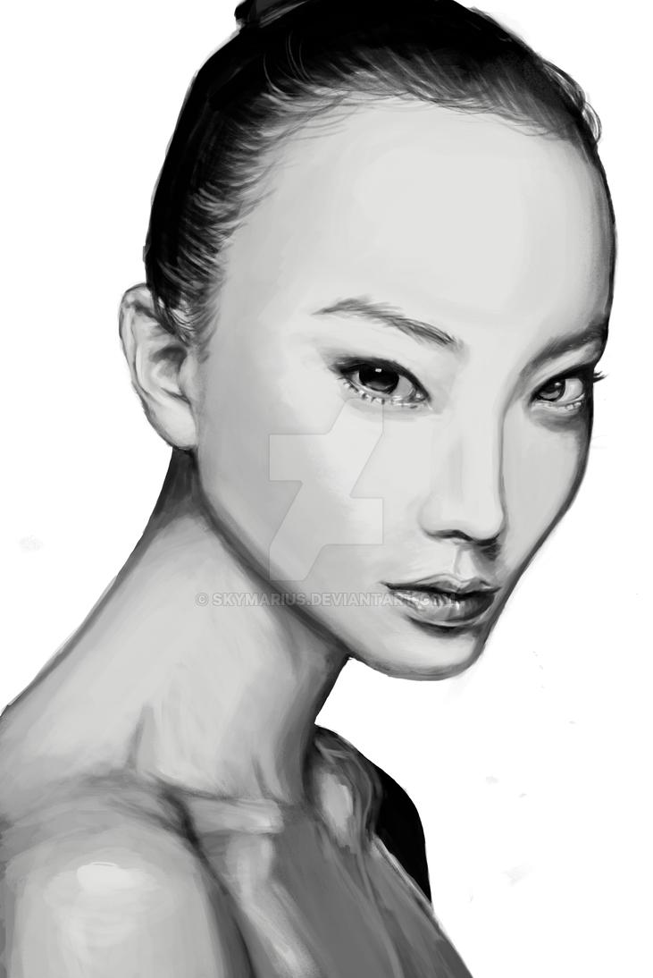 Laura Waidlich by SkyMarius