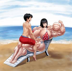 Nico and Luffy