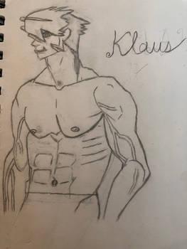 Naked Klaus (W.I.P)