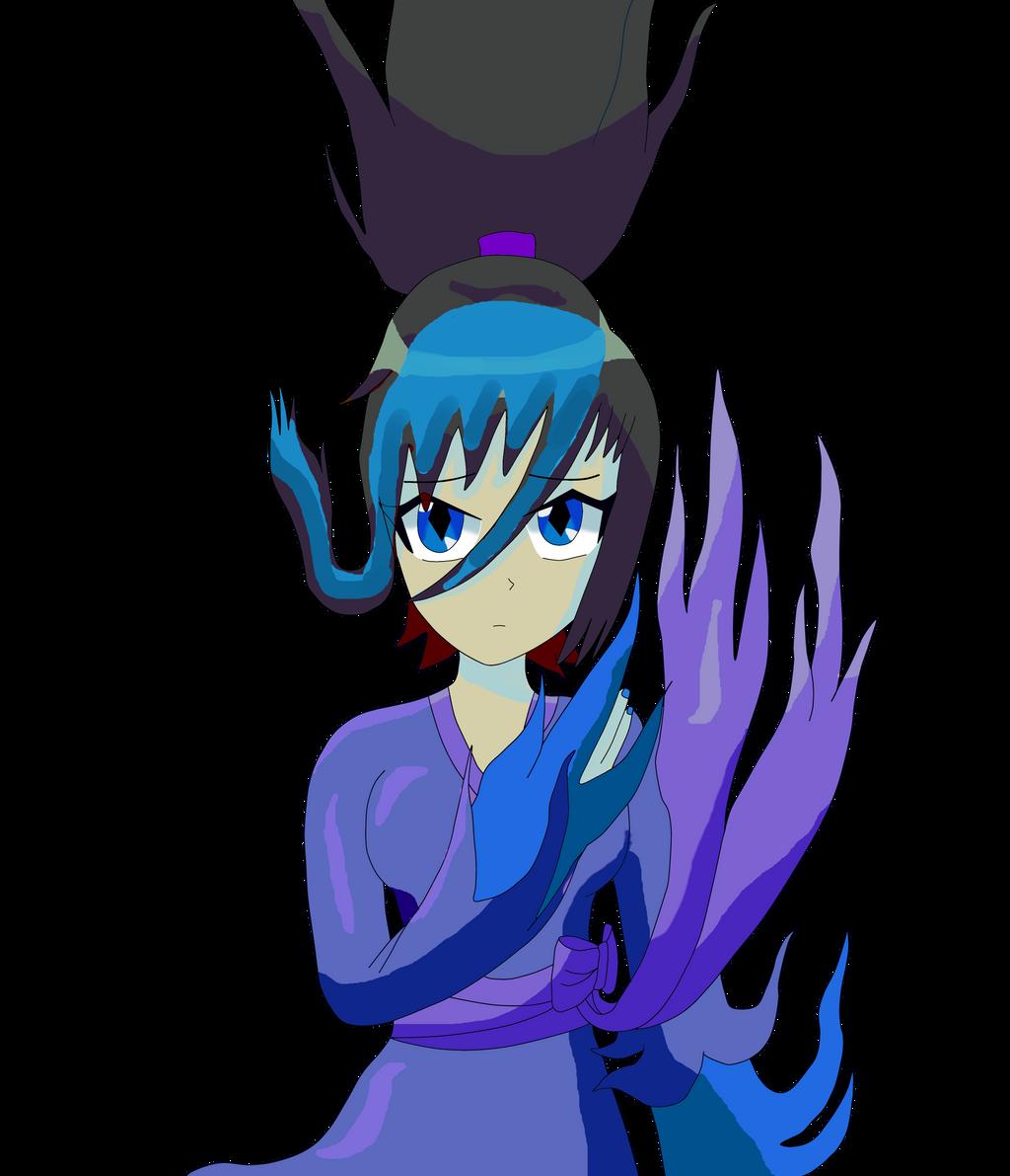 Aitzu Arashi Deep Sea Girl by AitzuArashi