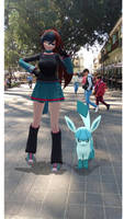 Aitzu Arashi pokemon
