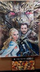 Targaryen by emmanuelxerxjavier