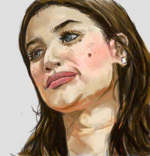 Anne-practice portrait