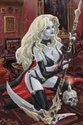 Lady-death