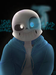 Your gonna have a BAD TIME