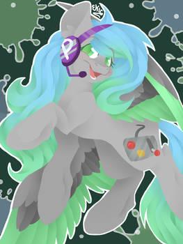 [AT] Pixel the Pegasus