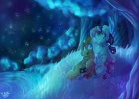 |COM| Star Gazing by IlluminationArtistry