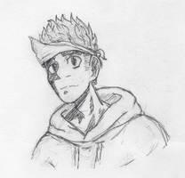 Pouty lookin doodle (sketch)