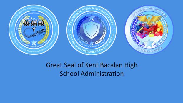 Great Seal of KBHA