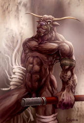 Apis-the-sacred-bull_by-solynk