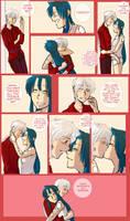 Valentine's comic-part 2 by azumitaiko