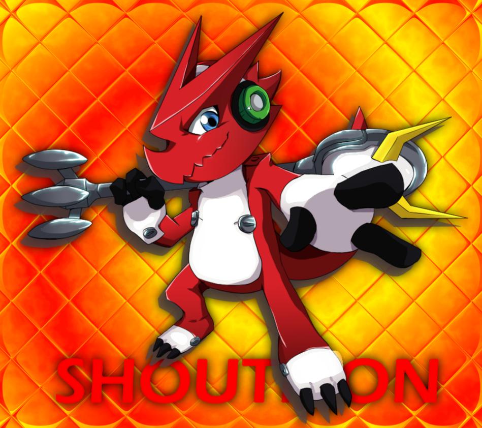 Shoutmon (Fusion) | DigimonWiki | Fandom powered by Wikia