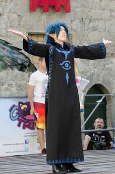 Aster il Tiranno cosplay Albenga Dreams