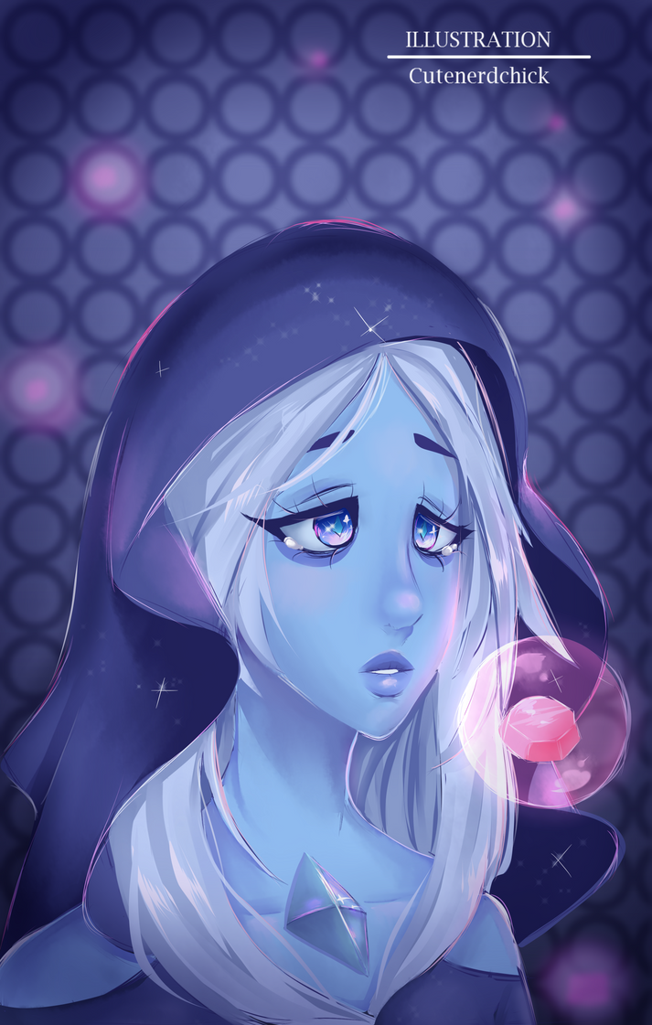 I love Blue Diamond I think that she is a beautiful character in Steven Universe. So here I have finally created a piece of her Patreon: www.patreon.com/cutenerdchicka… Youtube: ww...