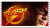 The Flash - Stamp by gigantomanisch