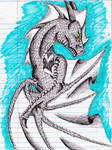 Ink Dragon and Highlighters