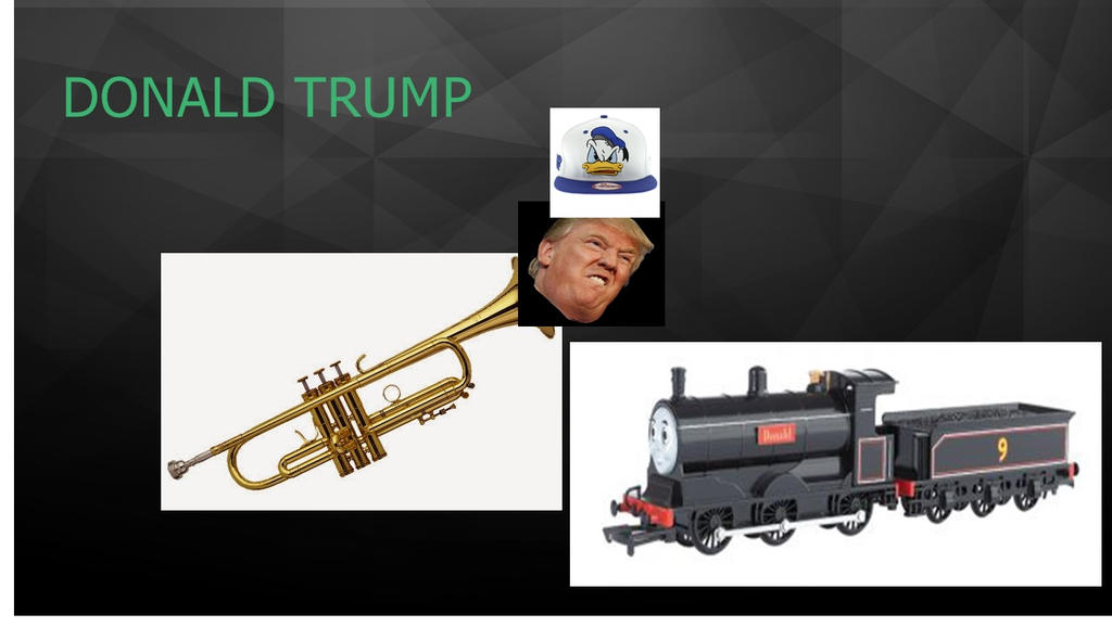 Donald trump meme by spiderguy126