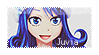 Stamp Juvia by chiharuni