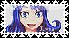 Stamp Juvia by chiharuni