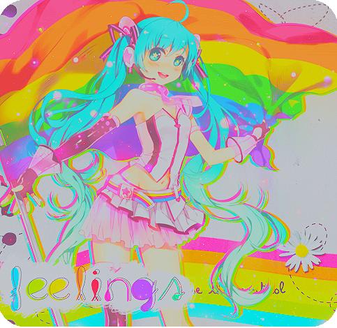 Rainbow. by chiharuni