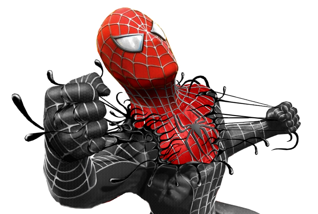 Spider-man 3 design preview by ashes48