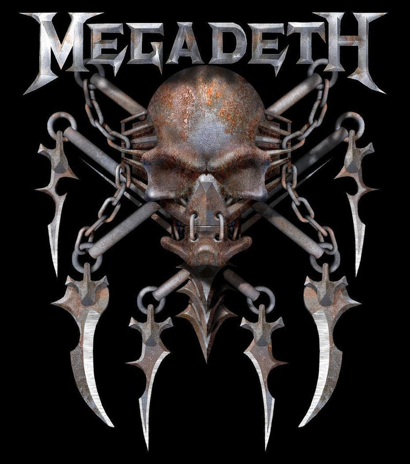 Vic Rattlehead Metalhead by ashes48