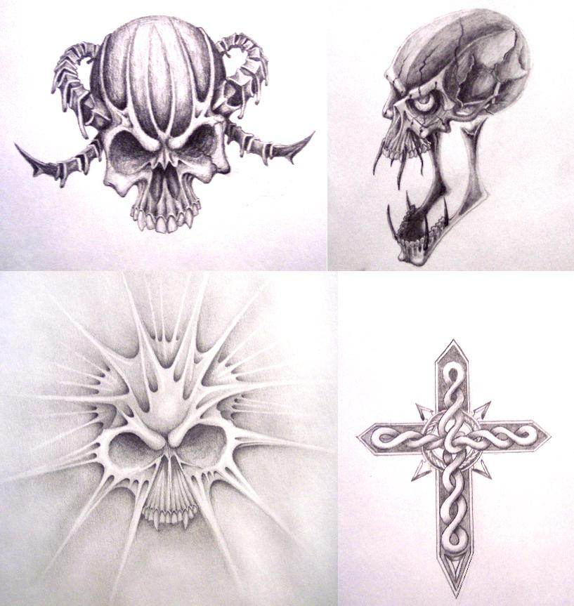 Tattoo Ideas Personal: Personal Tattoo Designs By Ashes48 On DeviantArt