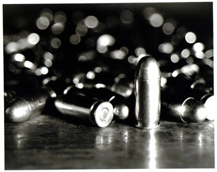 .45 cal bullets