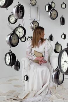 Raining Clocks