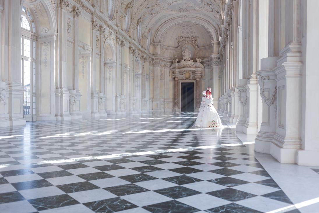 Esther Blanchett by daguerreoty-pe