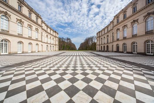Herrenchiemsee Courtyard