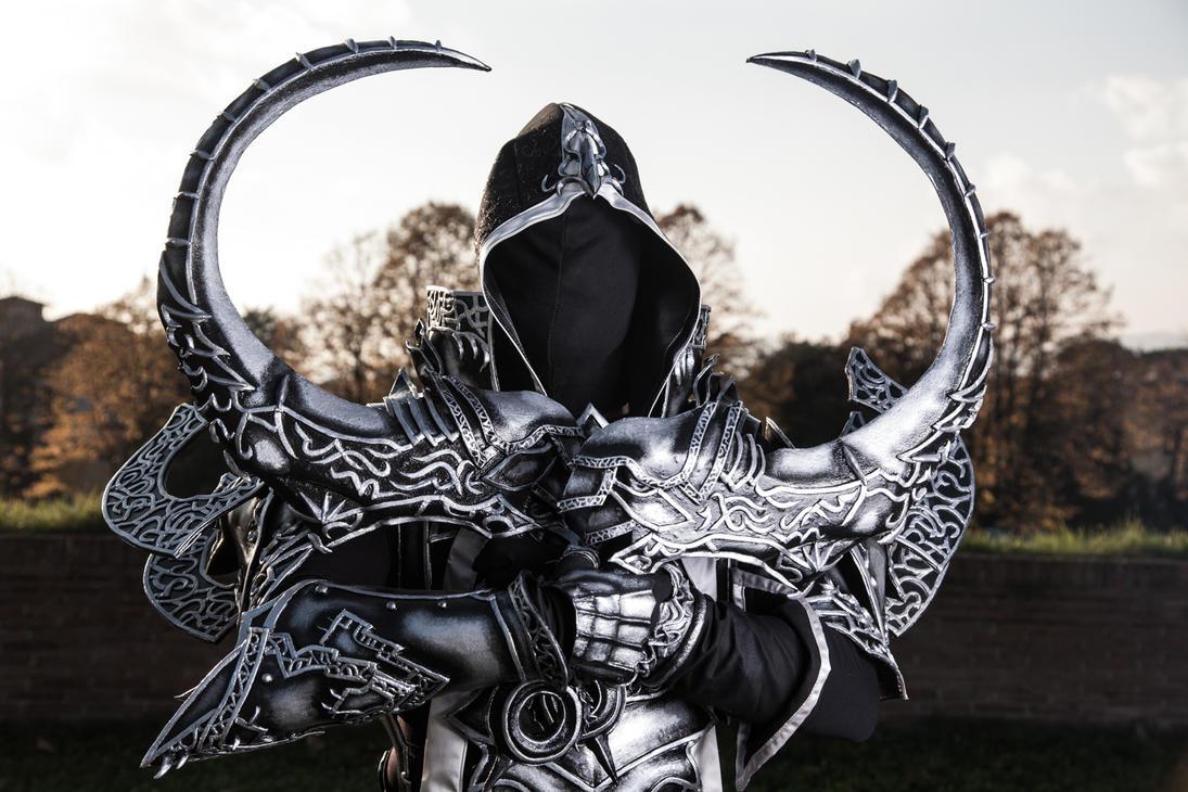 Diablo III: Malthael by daguerreoty-pe
