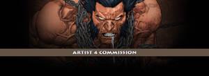 Wolverine banner by artist4com