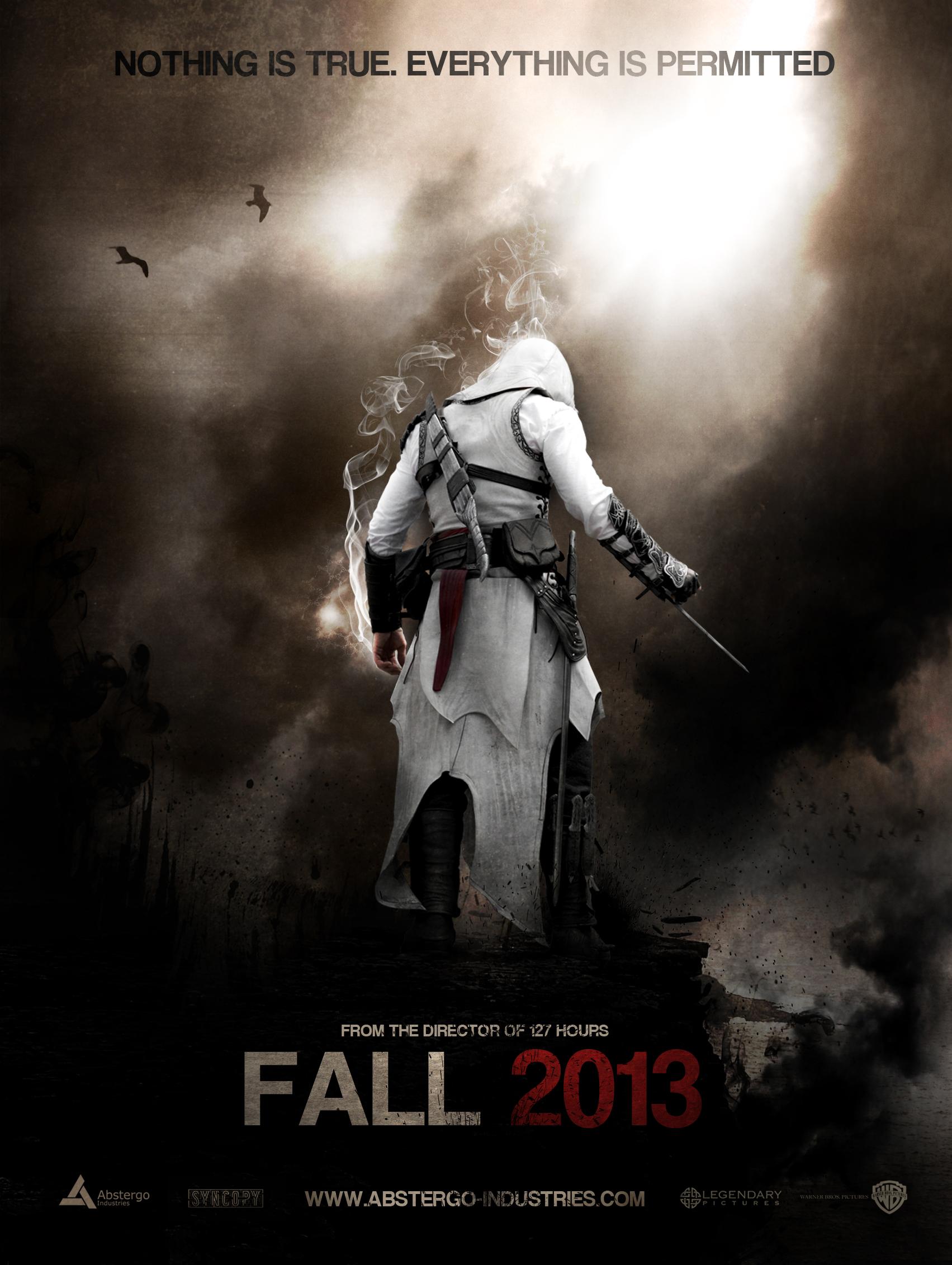 Кино по мотивам игры Assassin s Creed 2 — смотреть