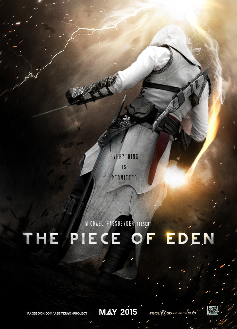 The Piece Of Eden Altair By Boup0quod On Deviantart