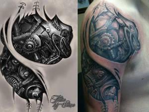 Mechanical Tattoo