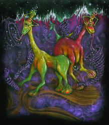 Staraffes (Star Giraffes)