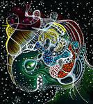 Beautiful Brains Waking Up on a Starfield