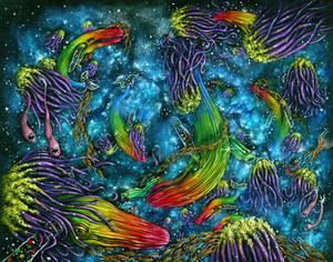 At Play in the Cosmic Starfields