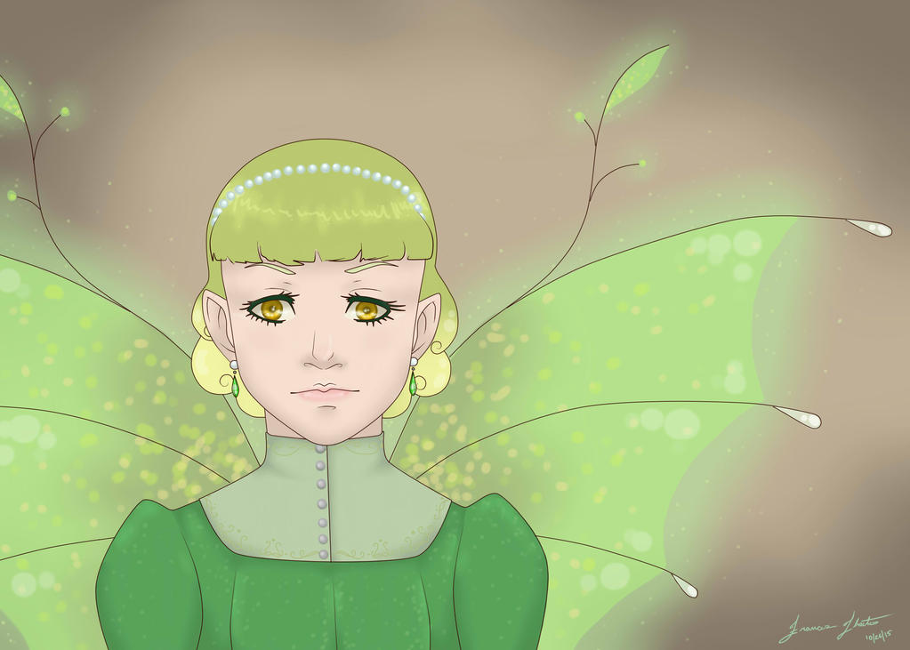 Victorian Faerie by Willow-Chan